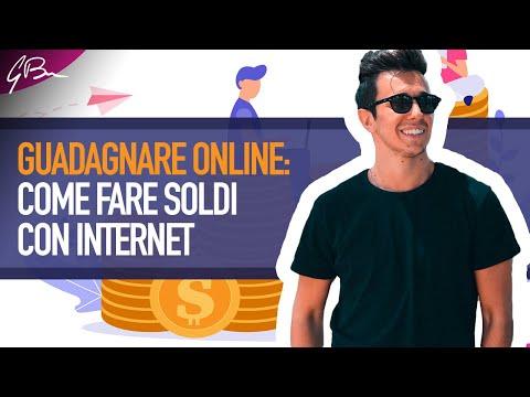 Tipi di guadagni su Internet senza investimenti