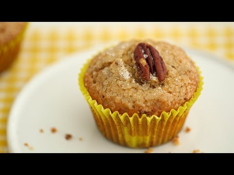 Pecan Pie Muffin – Everyday Food with Sarah Carey