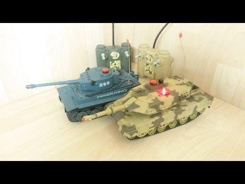 Танковый бой HQ 508-10 - обзор