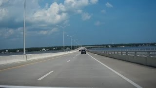 Road Trip #028.1 - US-90 East - Pearlington to Long Beach, Mississippi
