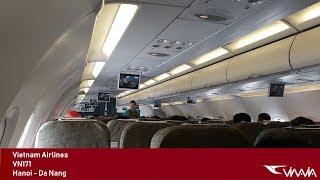 TRIP REPORT | Vietnam Airlines (ECONOMY) | Hanoi - Da Nang | Airbus A321