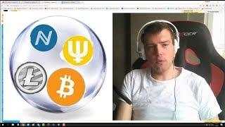 Инвестиции в криптовалюту - 1371$ в 3 перспективные монеты
