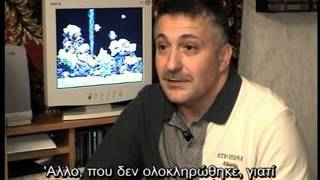 КОСМОНАВТ ФЕДОР ЮРЧИХИН /ИНТЕРВЬЮ ДЛЯ ГРЕЧЕСКОГО ТВ