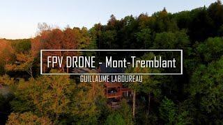 Drone FPV Mont-Tremblant, Canada