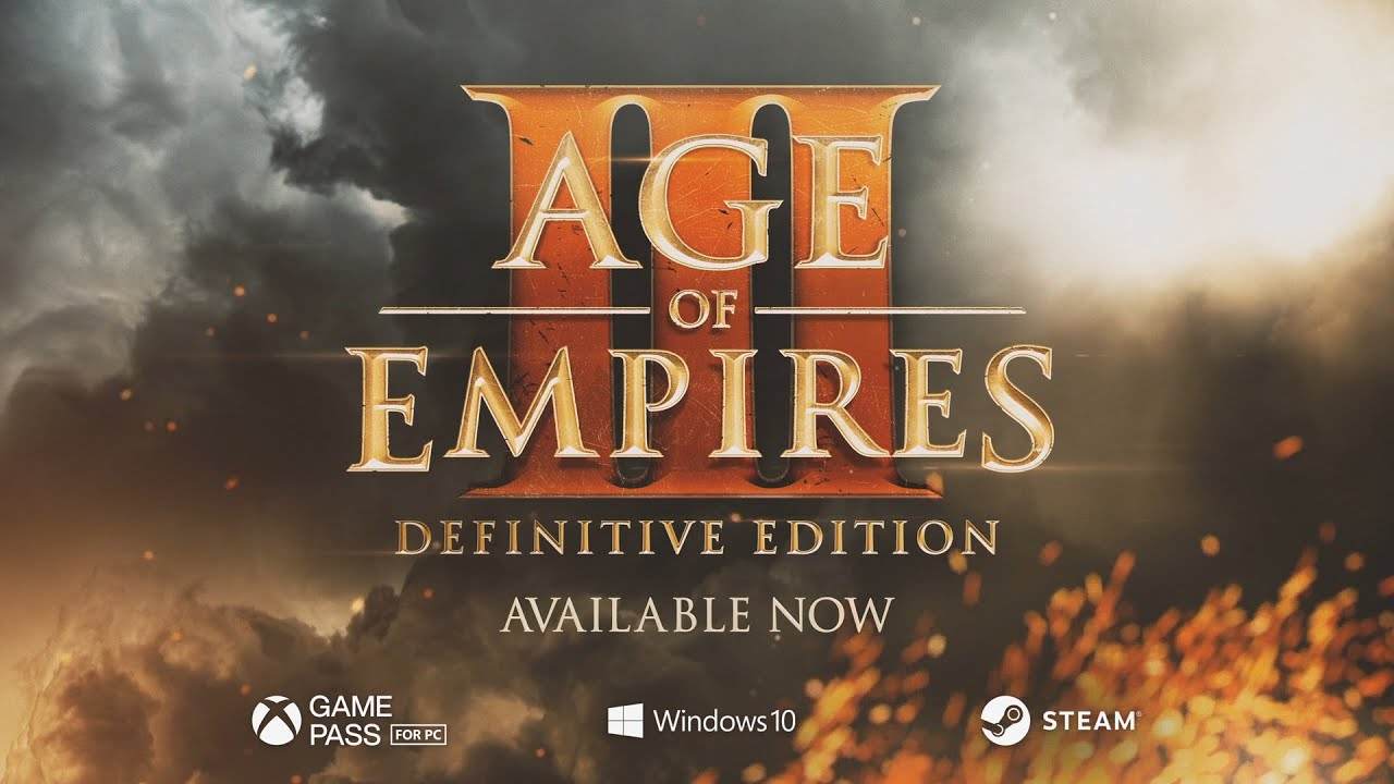 Age of Empires III: Definitive Edition - AVAILABLE NOW