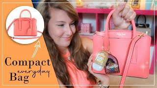 Small Every Day Compact Purse | Whats In My Bag | Kate Spade Margaux Mini