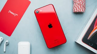 Apple iPhone SE 2020 Review! (deutsch)