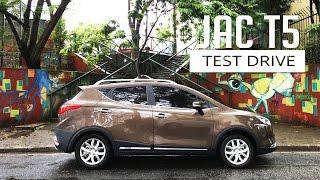 JAC T5 CVT - Test Drive