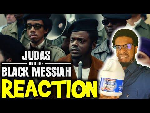 Judas and the BLACK Messiah – Trailer Reaction & Review