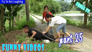 Must Watch New Funny😂 😂Comedy Videos 2019 - Episode 25 - Funny Vines || Troll TV