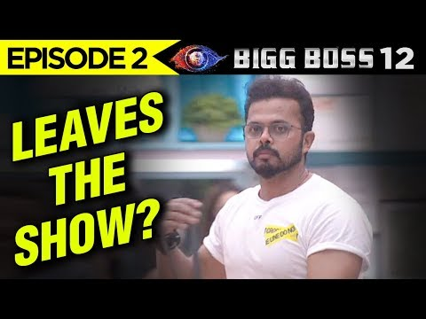 Bigg Boss 12 Episode 2 Update | Sreesanth Wants To