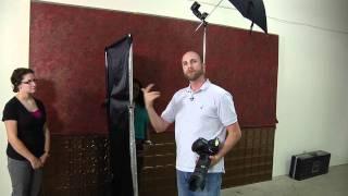 Avoiding Flash Reflections In Eyeglasses: Ep 214: Digital Photography 1 On 1: Adorama Photography TV