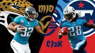 MJD vs. CJ2K: Battle of the Backs | MJD & Chris Johnson Combine for Over 400 Yards & 4 TDs | NFL