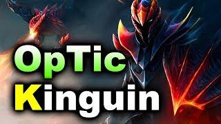 OPTIC vs KINGUIN - NA vs EU BATTLE! - SL ImbaTV 5 Minor DOTA 2