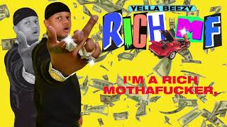 Yella Beezy   Rich MF (Lyric Video)