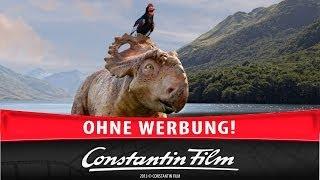Dinosaurier 3D - Im Reich der Giganten Film Trailer