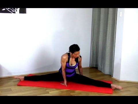 Yoga Stretching EXERCISE DVD - Barlates Body Blitz STRETCHES FOR