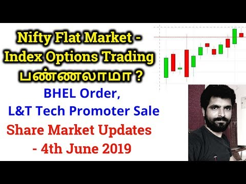 Nifty Volatility  - Index Options Trading பண்ணலாமா ? - Share market Updates in Tamil| Tamil Share
