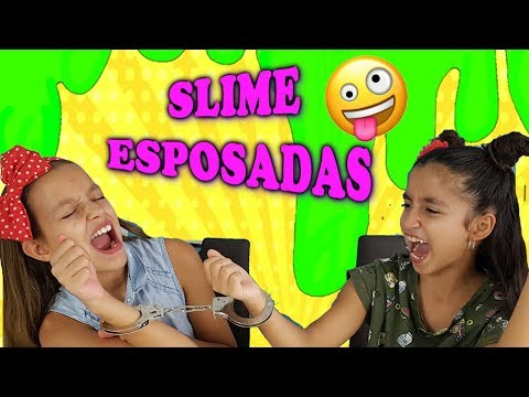 SLIME ESPOSADA A MI HERMANA //SLIME CHALLENGE!/ESPECIAL 7000 SUBSCRIPTORES!*Mellizas Channel