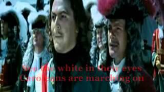 Sabaton - The Carolean's Prayer (Music Video With Lyrics)