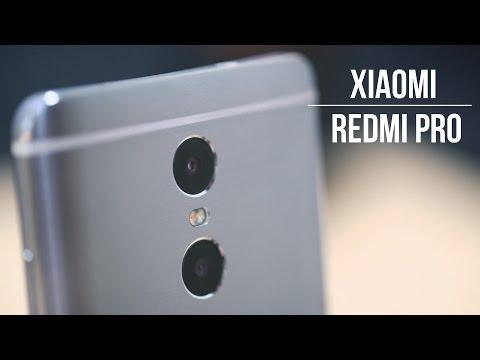 Xiaomi Redmi Pro с двойной камерой и 10-ядерным процессором. Распаковка, первые впечатления.