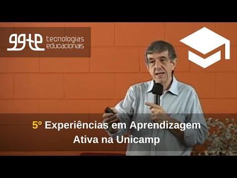 5o. Experiências práticas em Aprendizagem Ativa na Unicamp