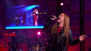 TVOHfinaliste Isabel Zingt Eigen Single Nothing  RTL LATE NIGHT
