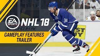 NHL 18 PRESENTA UN NUEVO GAMEPLAY TRÁILER
