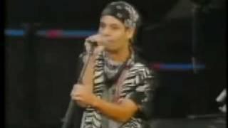 Titãs,Palavras, no Rock In Rio II 91