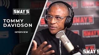 "Tommy Davidson Tells Stories of Martin, Jim Carrey & J.Lo + Talks 'In Living Color"" Cast Reunion"