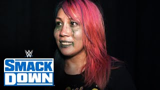 Asuka and Lucha House Party celebrate big nights on SmackDown: SmackDown Exclusive, August 14, 2020