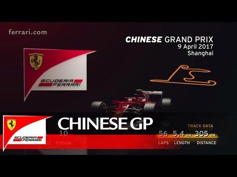 Chinese Grand Prix Preview - Scuderia Ferrari 2017
