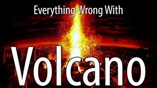 Everything Wrong With Volcano In 8 Minutes Or Less - dooclip.me
