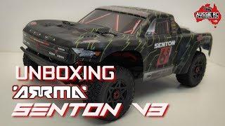 Unboxing: ARRMA Senton 6S BLX V3