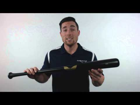 Sam Bat Maple Wood Baseball Bat: CD1 Navy Adult