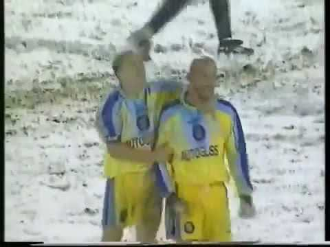 1998 Classic: Tromso 3-2 Chelsea Cup Winners Cup