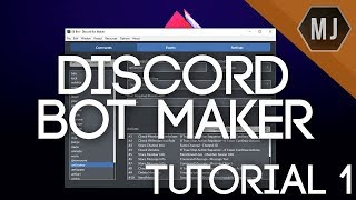 discord bot maker tutorial - TH-Clip
