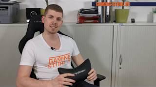 DXRacer Formula/F-Serie Test: Der F08 auf dem Prüfstand