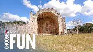 Dzibilchaltun Mayan Ruins In Yucatan, Mexico   Carnival Shore Excursions   Carnival Cruise Line