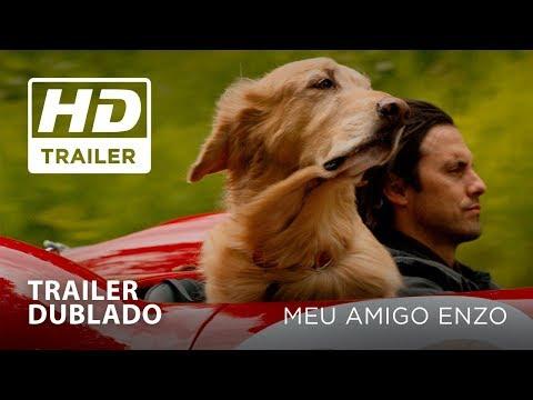 Meu Amigo Enzo | Trailer Oficial | Dublado HD