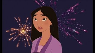 Salute Mulan Disney