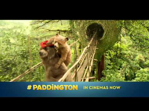 Paddington (UK TV Spot 'I'm a Celebrity')