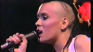 Bow Wow Wow Live Sefton Park 07/09/82