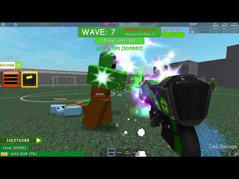 Download Roblox Zombie Attack Weapons Part 3 Video 3GP Mp4 FLV HD