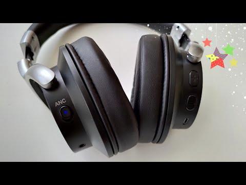 Bluetooth наушники с активным шумоподавлением Mixcder E7 / Арстайл /