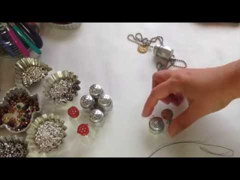 Salt of the Earth Necklace Tutorial