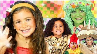 Moana Face Paint | I Love Face Paint | Songs For Kids