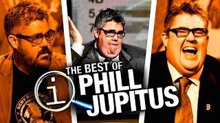 QI | Phill Jupitus's Best Moments