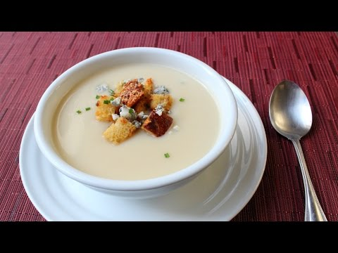 Roasted Apple & Parsnip Soup Recipe – How to Make Creamy Parsnip & Apple Soup