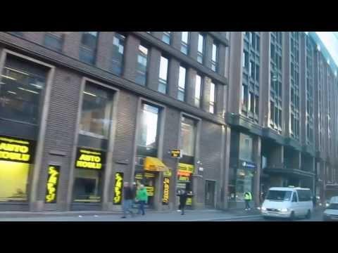 Прогулка по Хельсинки. Город и люди.